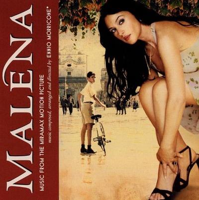 Malena جاودانه اثر موریکونه بزرگ؛ موسیقی بسیار زیبای فیلم مالنا