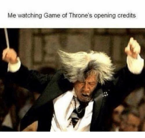 Game of Thrones موسیقی تیراژ آغازین سریال بازی تاج و تخت شاهکار رامین جوادی