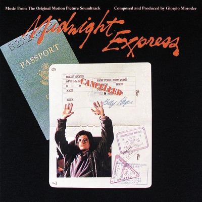 Chase موسیقی الکترونیک مشهور فیلم قطار سریعالسیر نیمهشب از جورجو مورودر