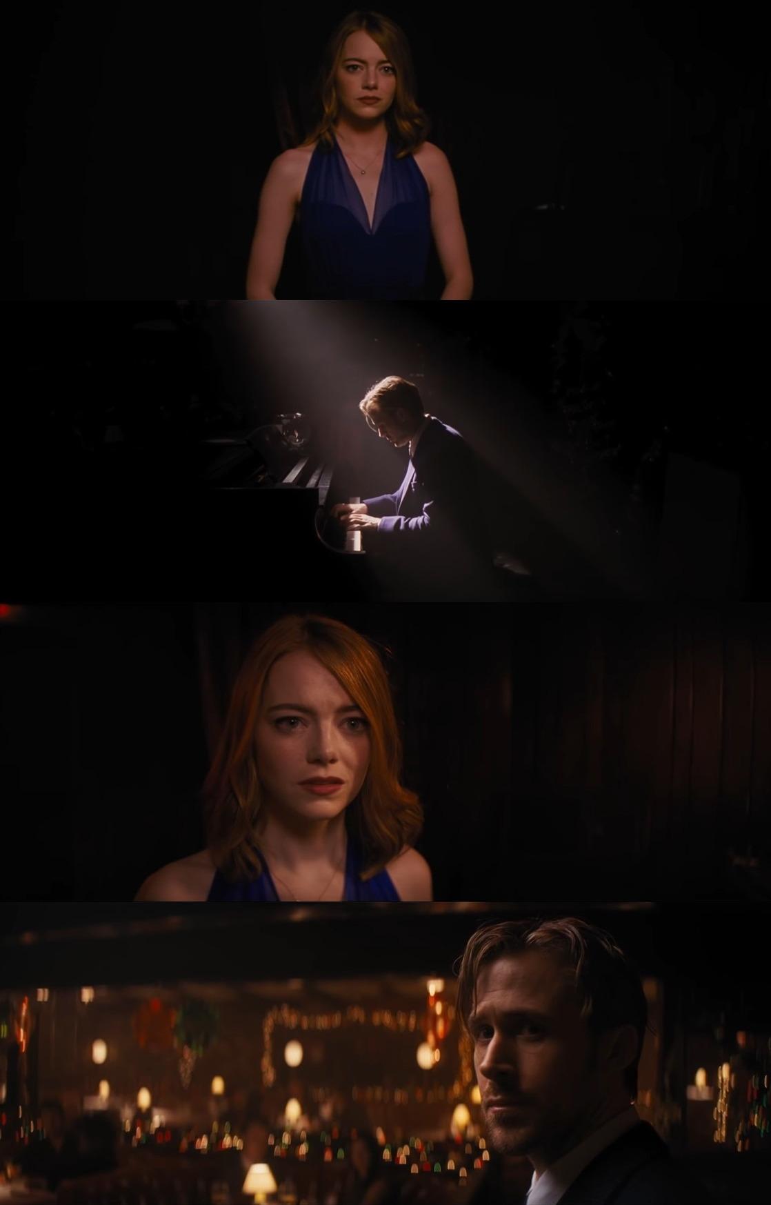 سکانس مربوط به آهنگ Mia & Sebastian's Theme در فیلم لا لا لند