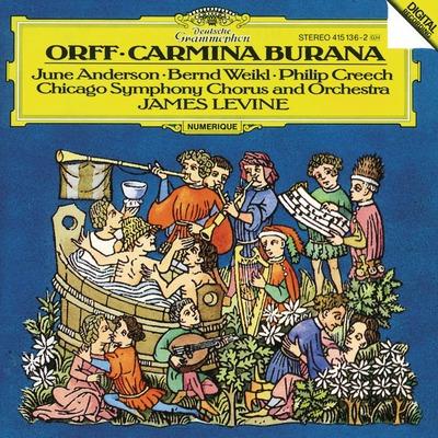 O Fortuna Carmina Burana جاودانه اثر موسیقی کلاسیک جهان اثر کارل ارف