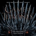 The Night King موسیقی فوق العاده پایان قسمت سوم فصل هشتم بازی تاج و تخت