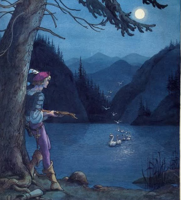 Swan Lake Act 2 No. 10 (دریاچه قو) شاهکار بیمانند موسیقی (چایکوفسکی)