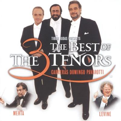 آهنگ O sole mio با اجرای سه تنور از آلبوم بهترینهای سه تنور