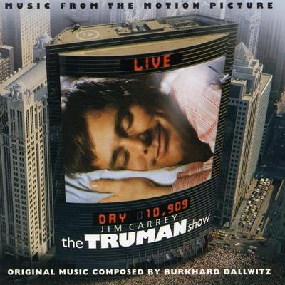 Truman Sleeps موسیقی پیانو زیبا و اثرگذار فیلم نمایش ترومن از فیلیپ گلس