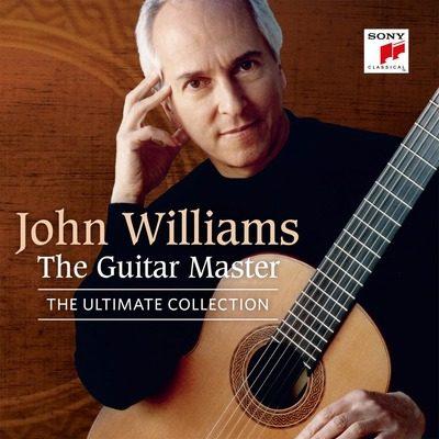 The Guitar Master آثار منتخب گیتار کلاسیک با نوازندگی جان ویلیامز