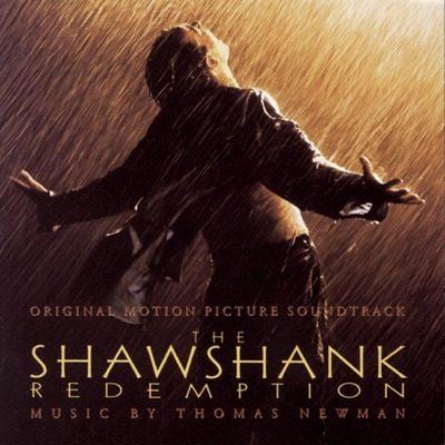 Shawshank Prison اثری از توماس نیومن، موسیقی فیلم رستگاری در شاوشنک